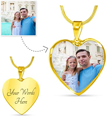 tortoise gold ox with etched lines heart locket necklace