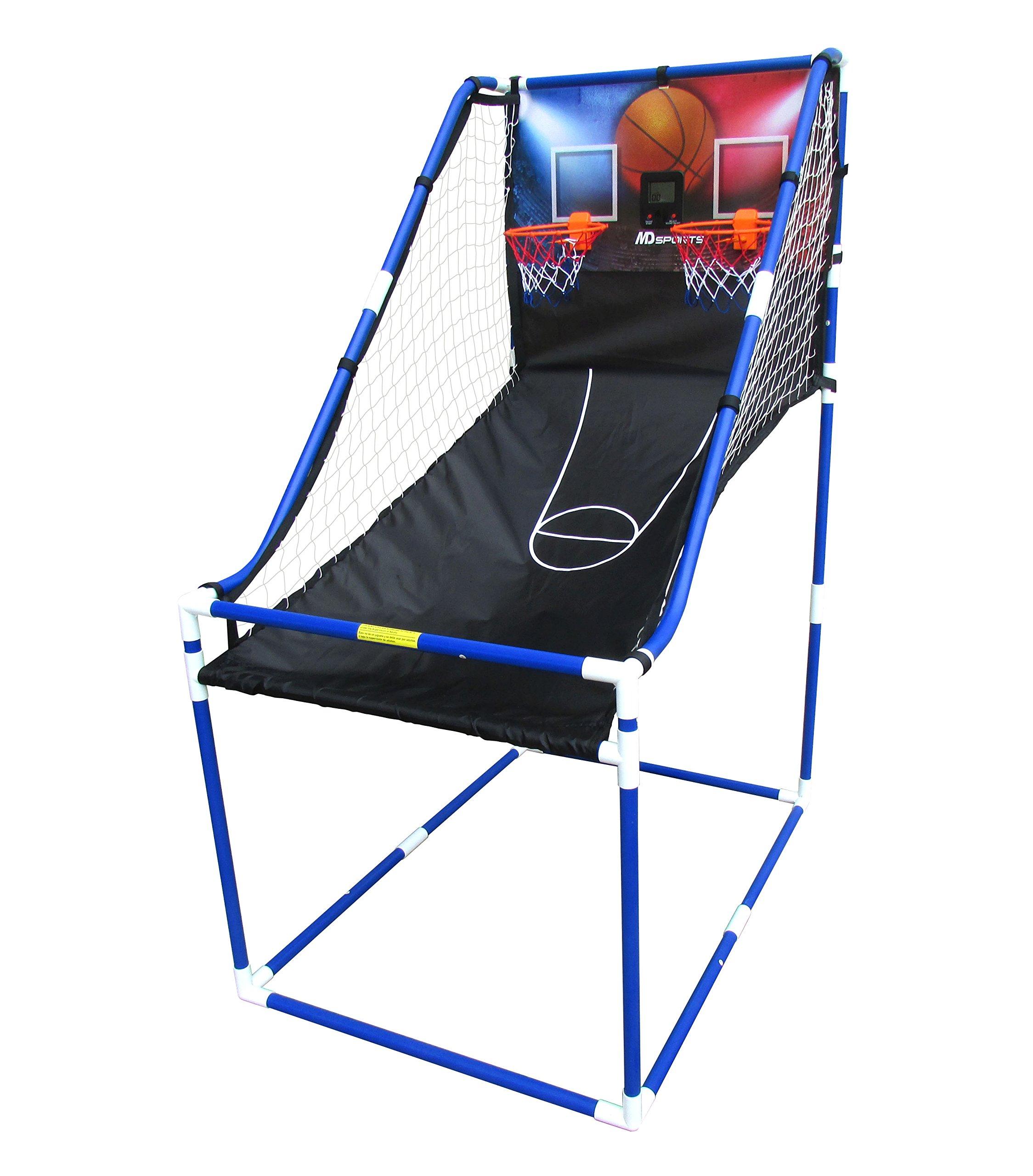 MD Sports 2 Player Junior Arcade Basketball