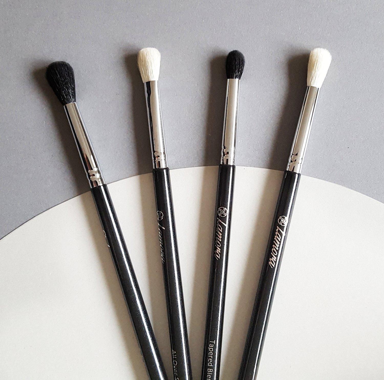 Bestes Augen Blender Pinsel Set 4 Make Up Augenpinsel Beauty