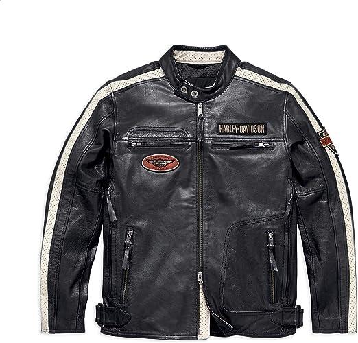 Harley-Davidson Men's Command Leather Jacket