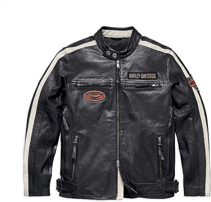 Harley-Davidson Men's Command Leather Jacket}