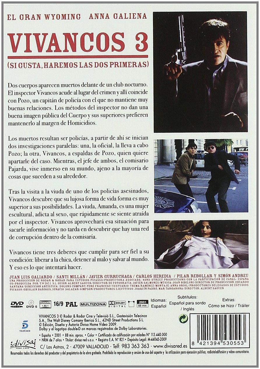Vivancos 3 Si os gusta, haremos las dos primeras DVD: Amazon.es: El ...