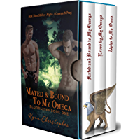 The Bloodlines Trilogy Book Bundle (M/M Non-Shifter Alpha/Omega MPREG) (English Edition)