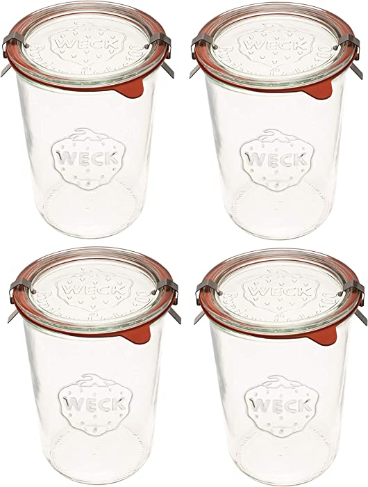 Top 9 Airtight Food Storage Containers Weck Jars