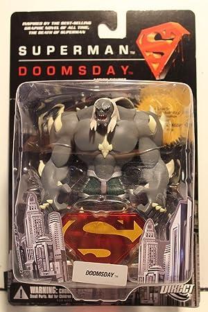 superman vs doomsday figure