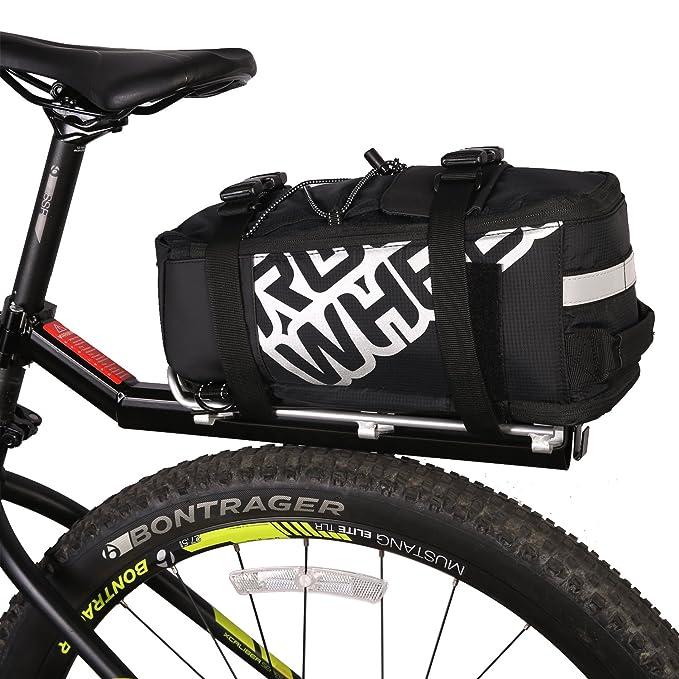 Amazon.com: ArcEnCiel Juego de bolsa para bicicleta: Sports ...