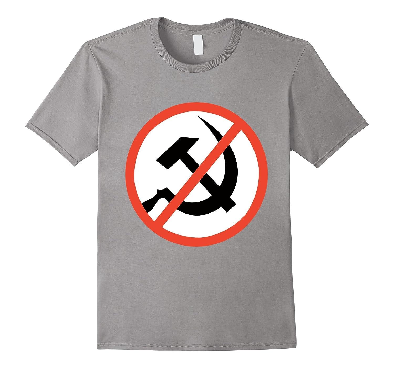 10cfd6d1f46 Anarcho Capitalism Anti-Communist T-Shirt-ah my shirt one gift ...