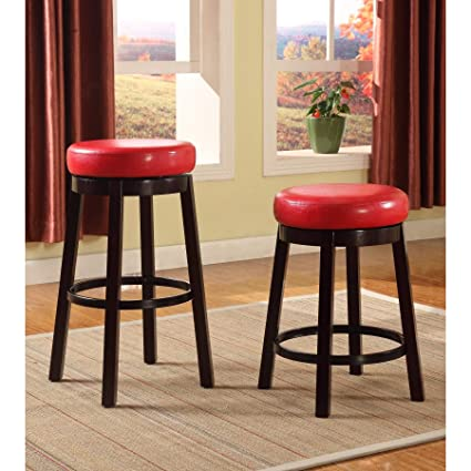 Cool Amazon Com Clay Alder Home Swivel Counter Height Bar Stool Uwap Interior Chair Design Uwaporg