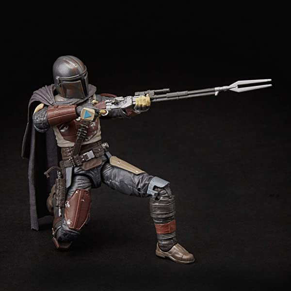 Star Wars The Black Series The Mandalorian Action Figure