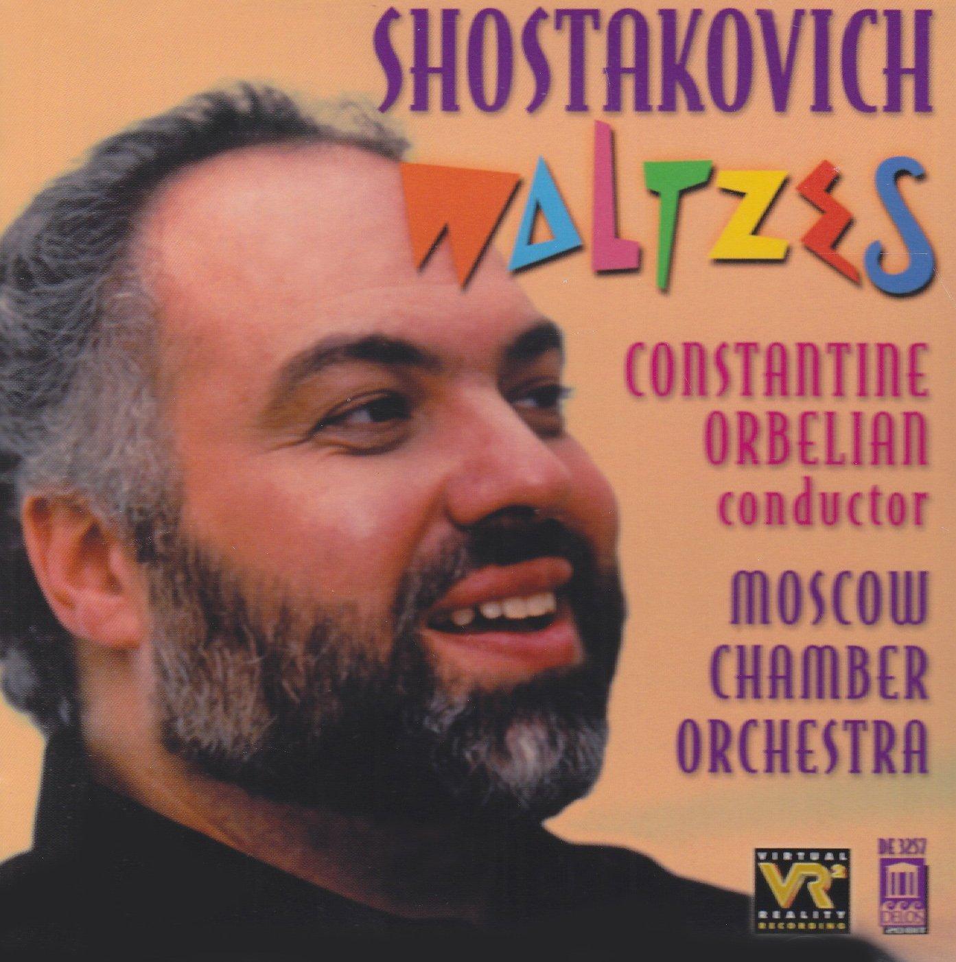 Shostakovich: Waltzes by Delos