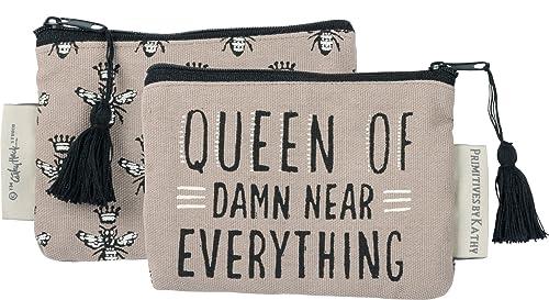 Amazon.com: Reina en Damn cerca de todo lo cartera ...