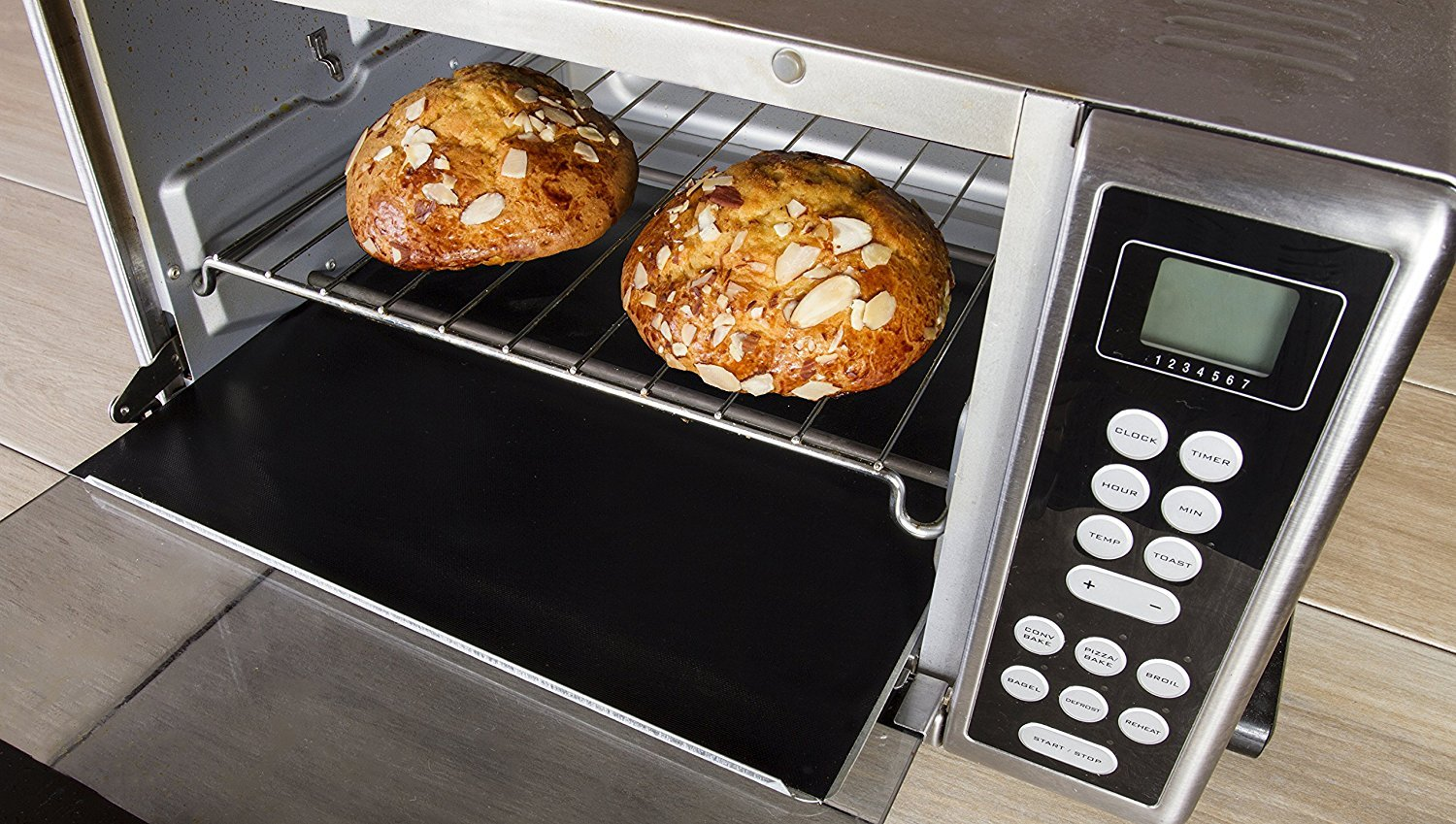 Home Toaster Oven Liner