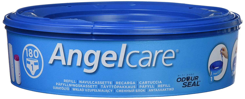 Angelcare - Pack de 6 recharge pour poubelle à couches 180400-6
