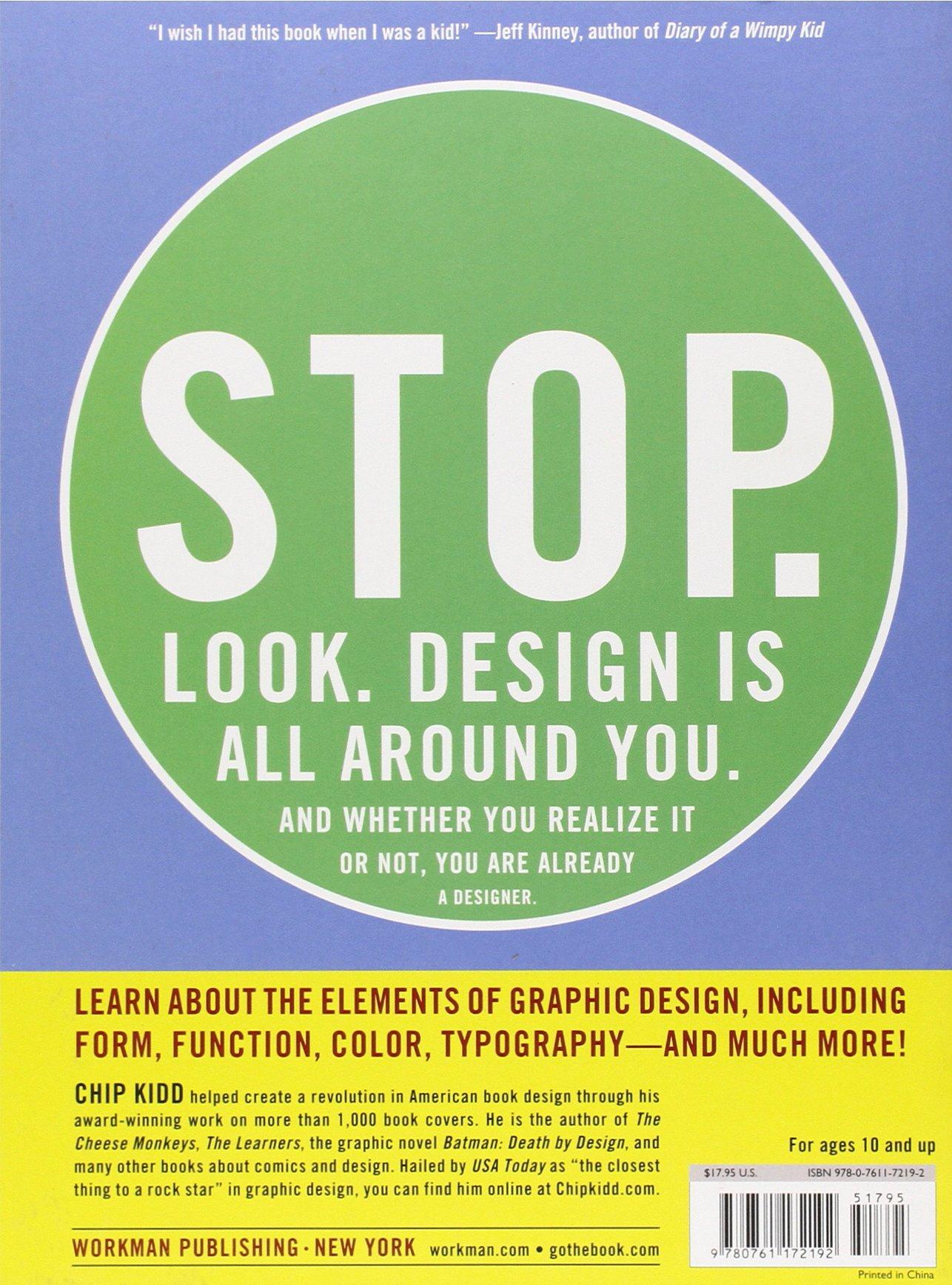 Go: A Kidd\'s Guide to Graphic Design: Amazon.es: Chip Kidd: Libros ...