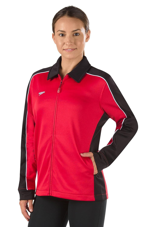 Speedo Damen Female Warm Up Jacket-Streamline Jacke B00FQ2E9UO Spielfiguren & -fahrzeuge Sonderpreis   Einfach zu spielen, freies Leben
