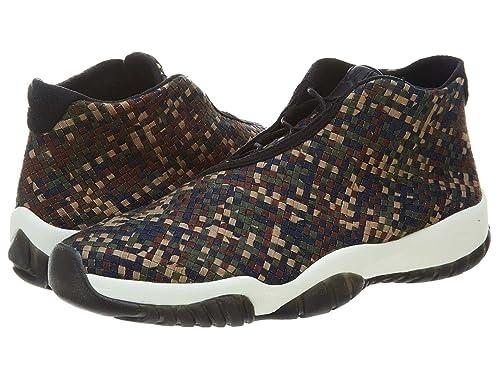 dd2ed7b5ecfd0 Nike Sneakers for Men AIR Jordan Future Premium in Multicolor Fabric ...