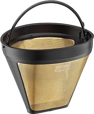 Filtre Kahve Makinesi Çoklu Kullanımlı Gold Filtre