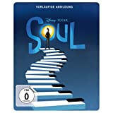Soul (+ Bonus-Disc, Steelbook) [Blu-ray]