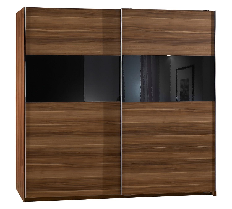 Wimex 129771 Schwebetürenschrank 198 x 180 x 64 cm, Front und ...