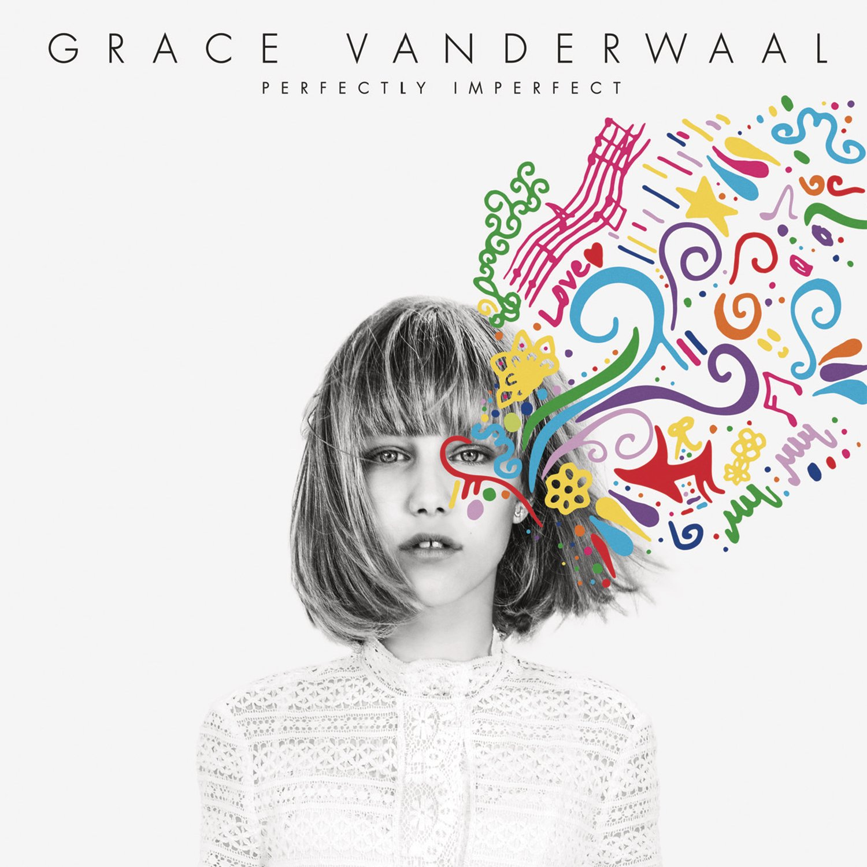 CD : GRACE VANDERWAAL - Perfectly Imperfect (CD)