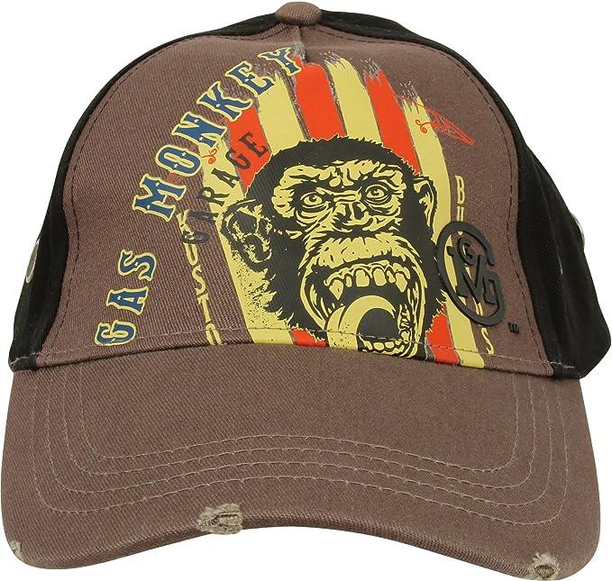 Gas Monkey Garage Cap RR Hands
