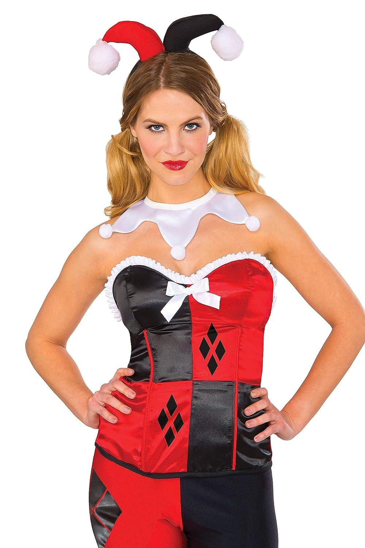 b4cadab4b85f Amazon.com  Rubie s Costume Women s DC Comics Batgirl Corset