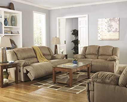 Signature Design By Ashley Hogan Living Room Set With Sofa And Loveseat