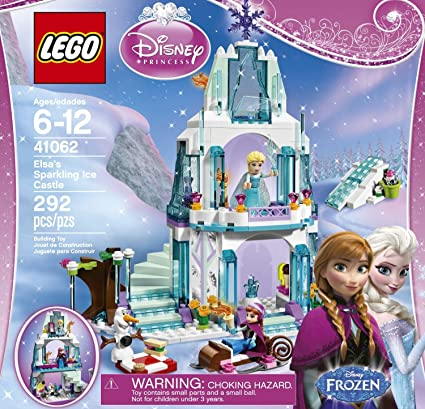 With Educational Lego Frozen For Classic Box Set Toys Disney Minifigures Premium Girls Creative Olds 6 Year yYvIb7gf6