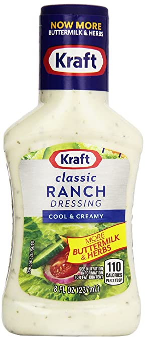 recipe: kraft classic ranch dressing ingredients [17]