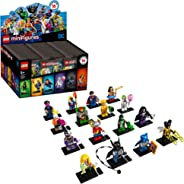 LEGO Minifigures DC Super Heroes Series 71026 Collectible Set, New 2020 (1 of 16 to Collects) Featuring Characters from DC U