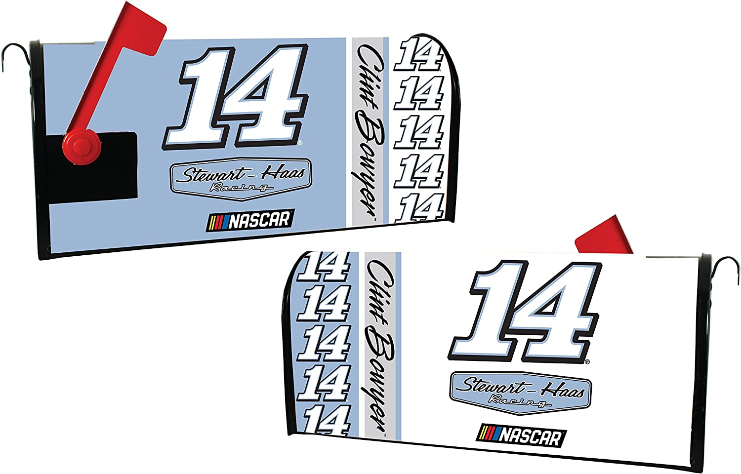 Clint Bowyer #14 Magnetic Mailbox Cover