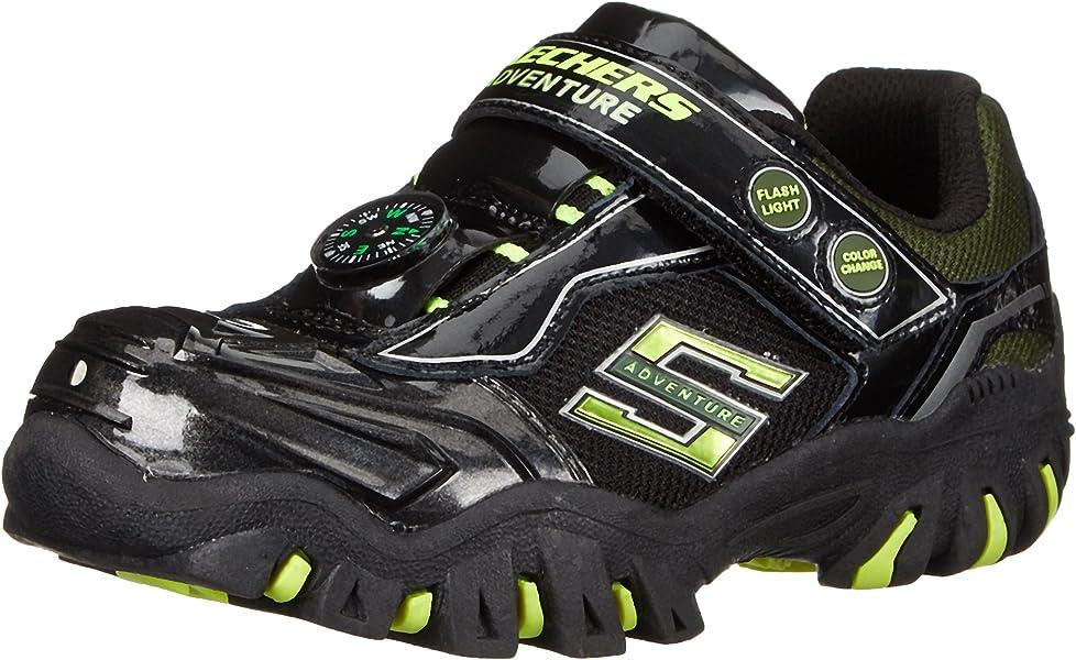 554577ef59dc Skechers Kids Damager II-Adventurer Light-Up Sneaker (Toddler)
