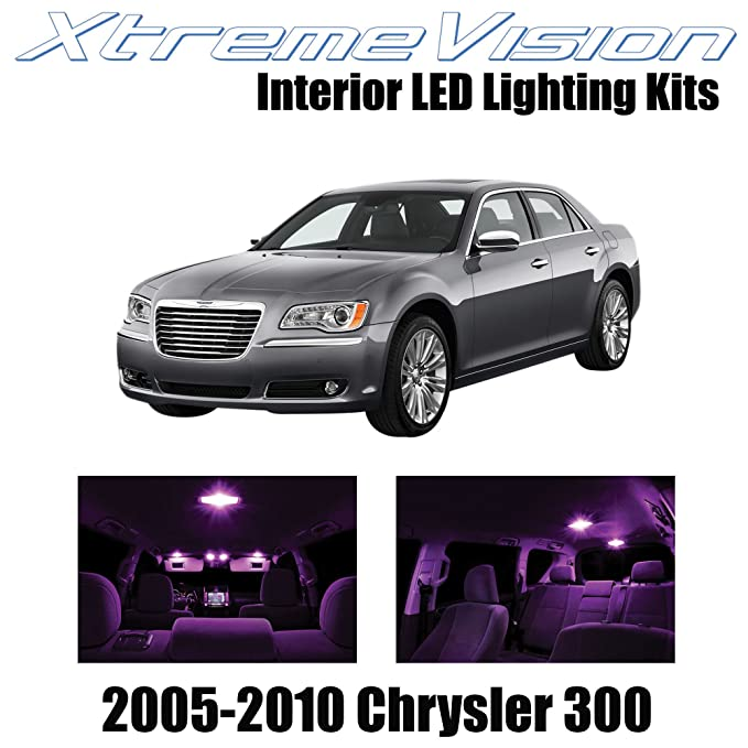picture of XtremeVision Interior LED for Chrysler 300/300C 2005