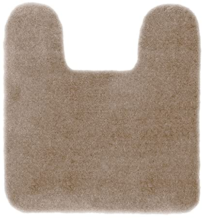 Amazon.com: STAINMASTER TruSoft Luxurious Contour Bath Rug, 20-By-24 ...
