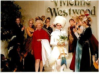 Vintage Photo Of Fashion Designer Vivienne Westwood Amazon Co Uk Kitchen Home