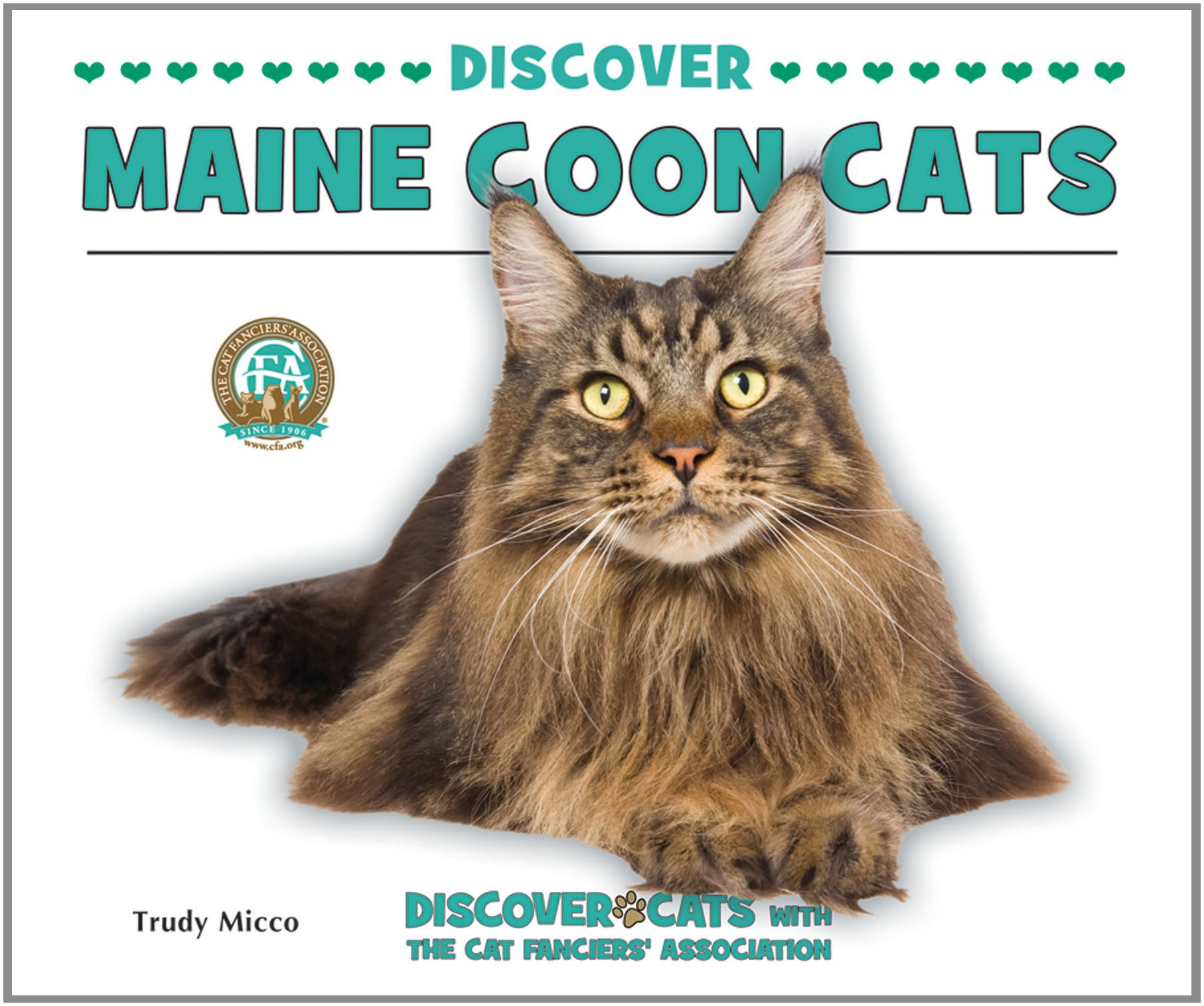Download Discover Maine Coon Cats (Discover Cats With the Cat Fanciers' Association) PDF