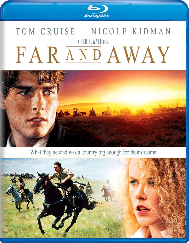 Blu-ray : Far And Away (Blu-ray)