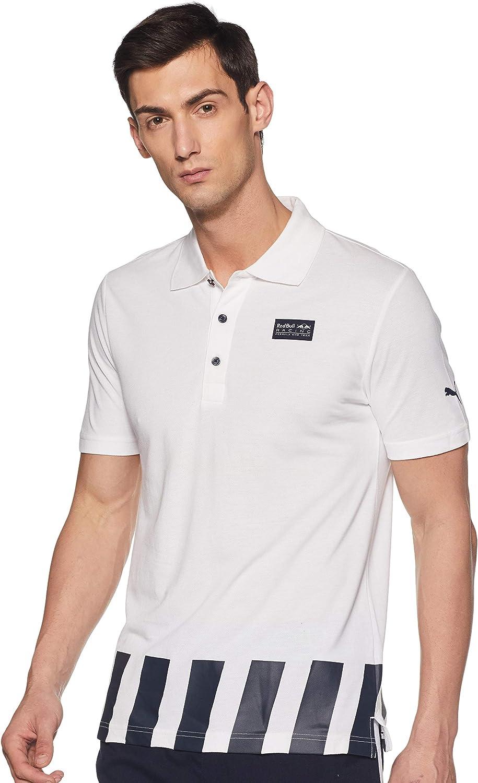 PUMA RBR Polo para Hombre, Hombre, RBR Polo, Total, Hombre, Color ...
