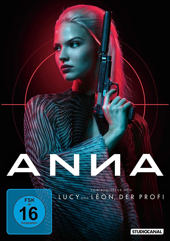 Cover: Anna 1 DVD-Video (circa 114 min)