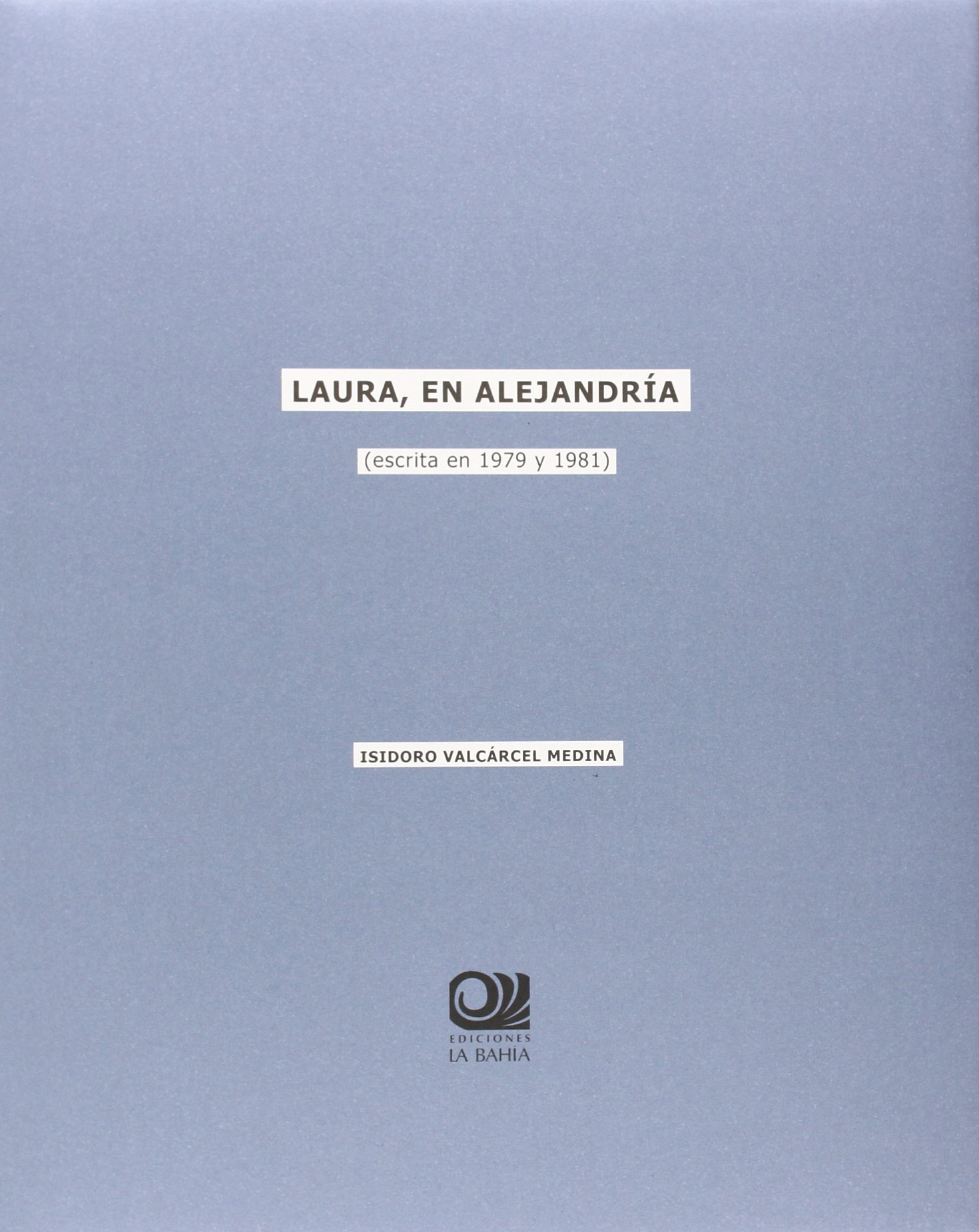 Download LAURA, EN ALEJANDRIA ebook