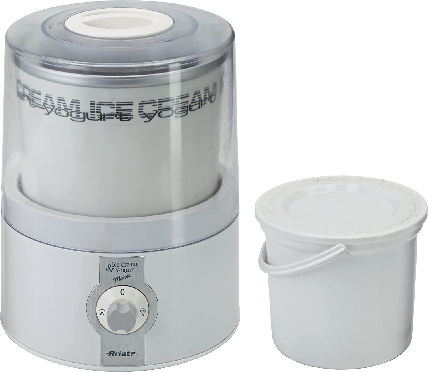 Ariete 00C063500AR0 Ice Cream & Yogurt Maker AR635 Ariete 635