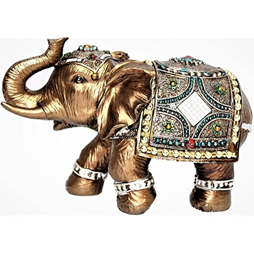 Small Elephant Decor: Feng Shui Elephant: Amazon.com