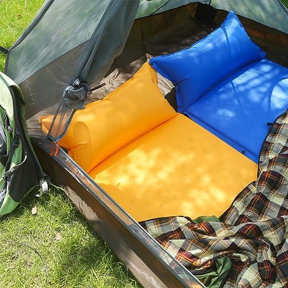 Amazon.com: Seatopia - Colchoneta para dormir autohinchable ...