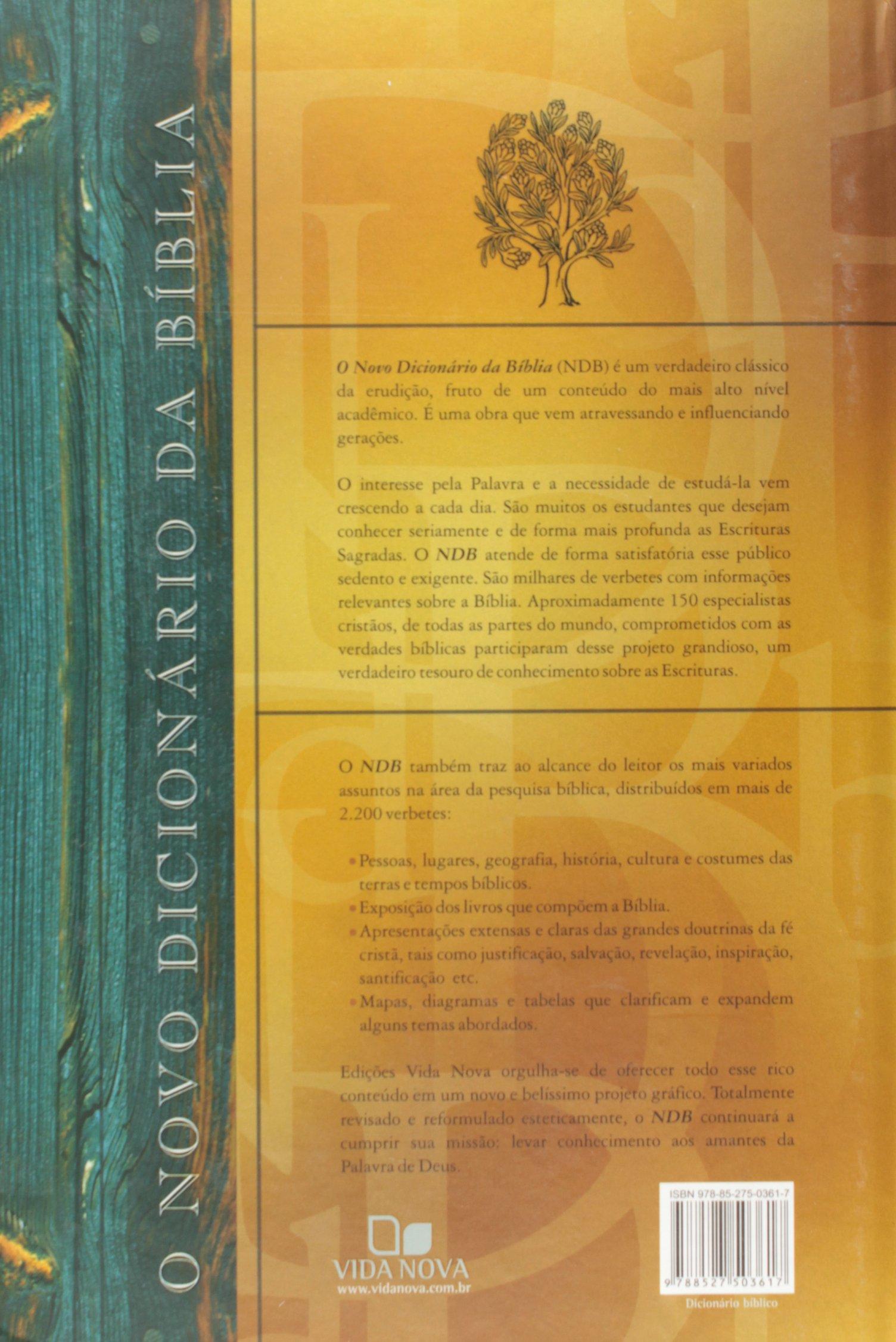 Jduglas novo dicionrio da bblia jduglas editora vida jduglas novo dicionrio da bblia jduglas editora vida nova 9788527503617 amazon books fandeluxe Images