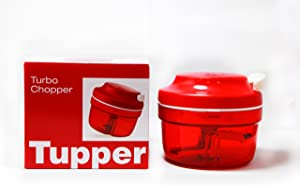 Tupperware Food Turbo Chopper (300ml) Chop 'N Prep Chef + FREE Express