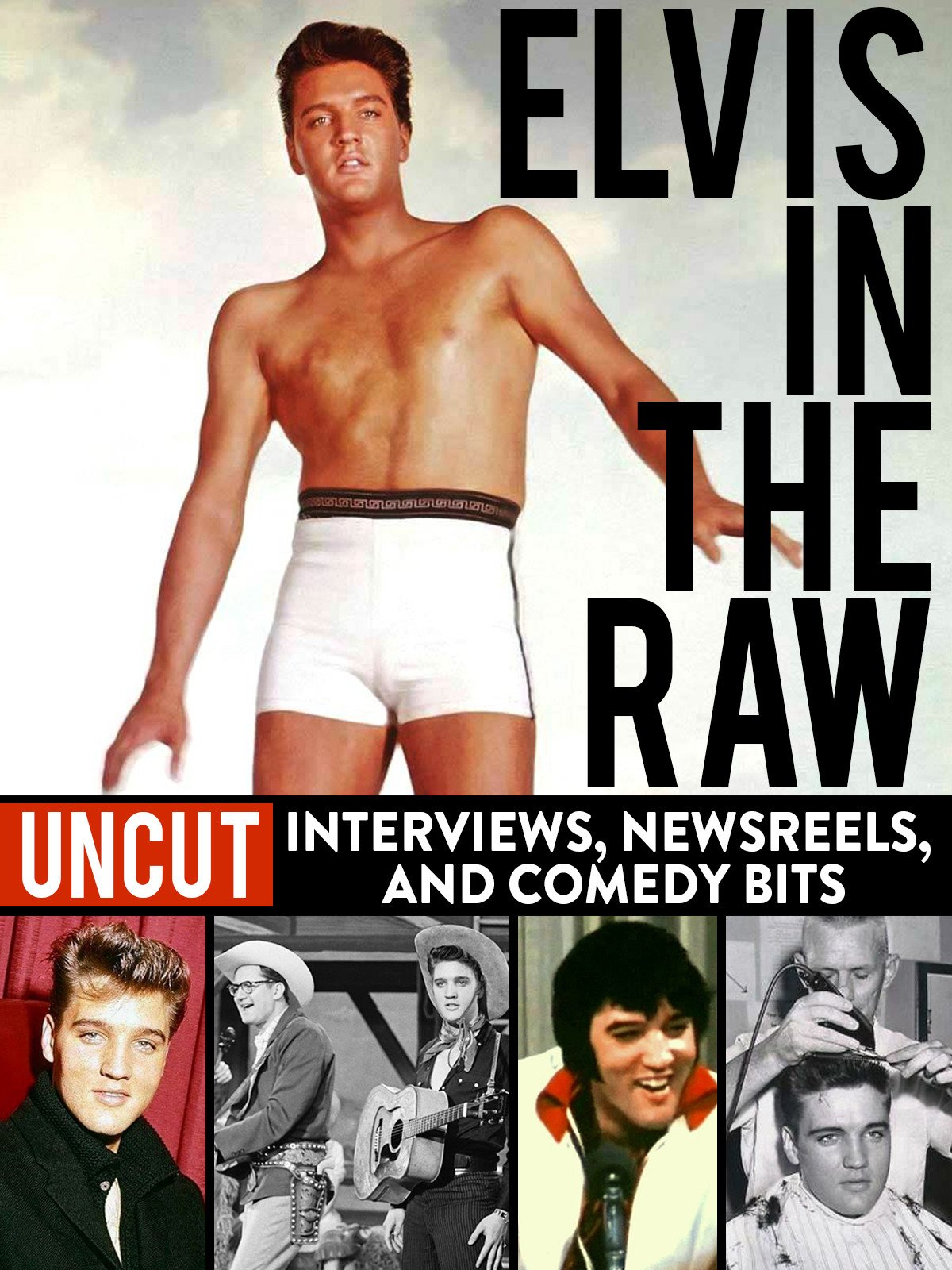 Elvis in the Raw on Amazon Prime Video UK