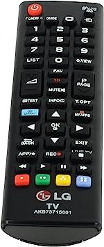 Generic AKB73715601 mando a distancia para televisor LG ...