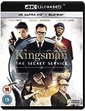 Kingsman: The Secret Service [4K UHD + Blu-ray + Digital HD] [2015]