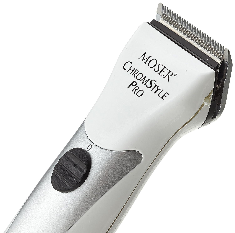 moser chromstyle hårtrimmer
