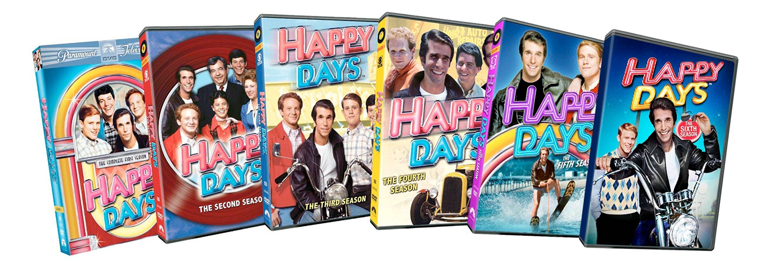 Happy Days: Six Season Pack